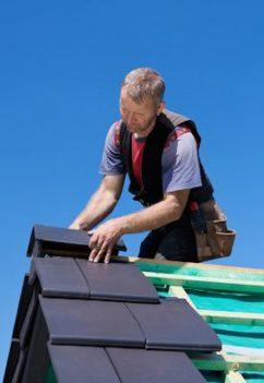 Amherst Roof Installation
